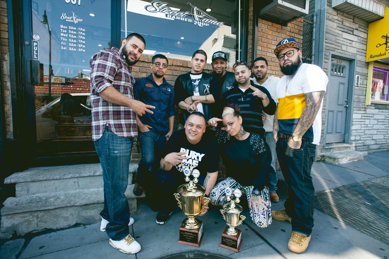 Barber Shop Jersey City : 2014-10-16 Jersey City NJ. Street Fame Barber Shop. Photo: Greg ...