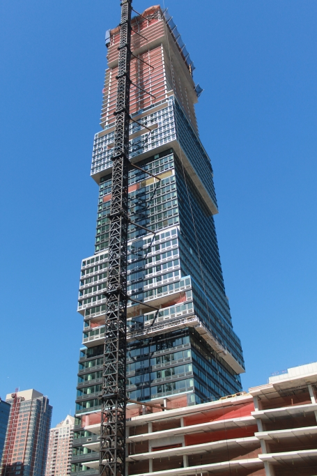 New Jersey 39 S Tallest Residential Building Chicpeajc