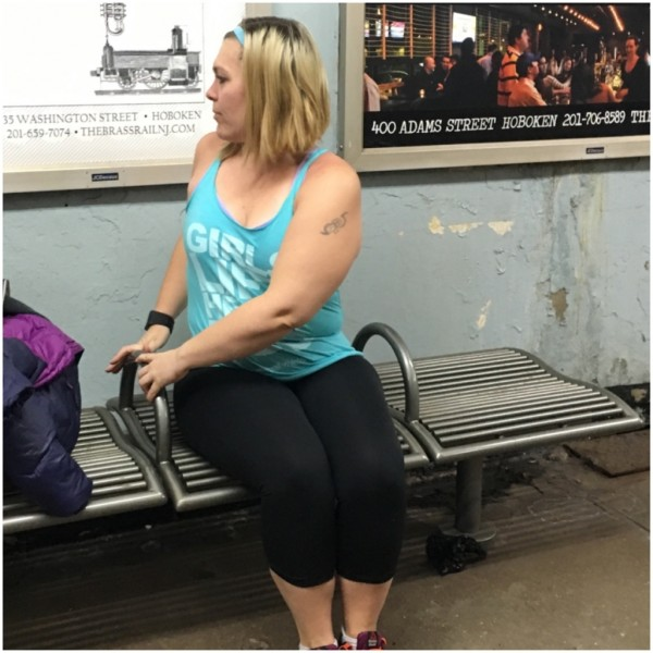 5 Stretches To Do On The Path Train