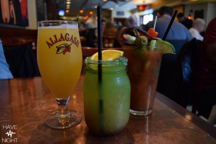 amelia's bistro brunch cocktails