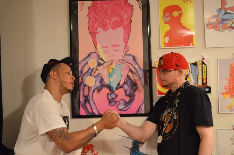 Photo Gallery: Break A Leg Show presents The Redd Room