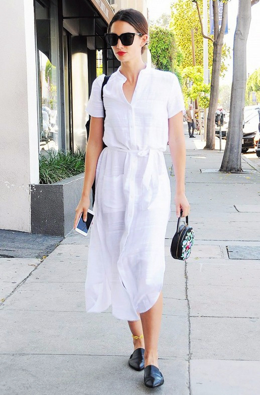 What To Wear To Work When It's Really Hot