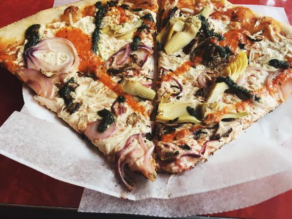 Top 9 Veggie Eats in Jersey City!