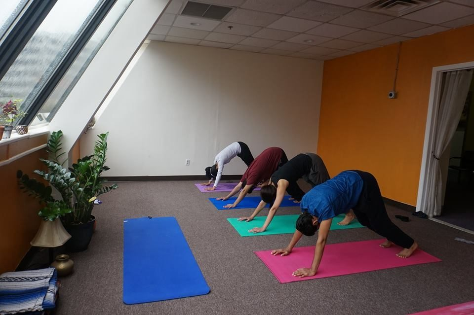 Top 8 Yoga Spots in Jersey City