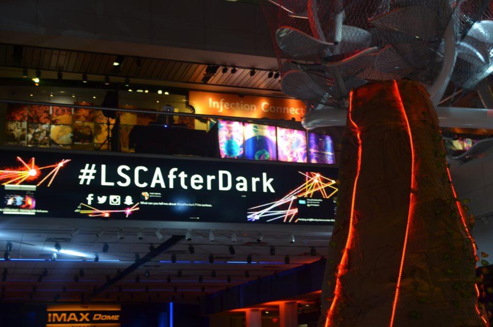 LSC After Dark: Dancing with Volcanoes Recap