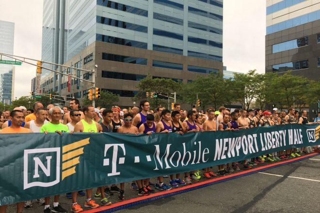 2016 Newport Liberty Half Marathon