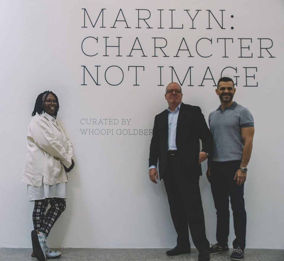 Mana Contemporary presents – Marilyn: Character Not Image