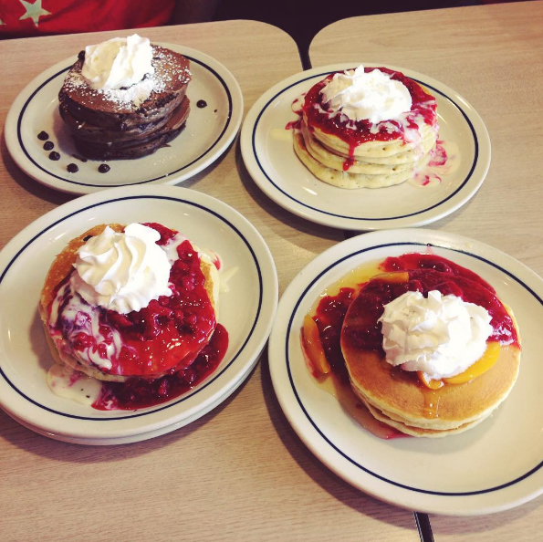 Top 9 All-Day Pancake Spots to Try