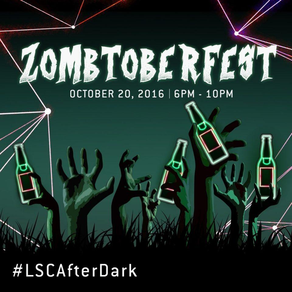 #LSCAfterDark: Zombtoberfest
