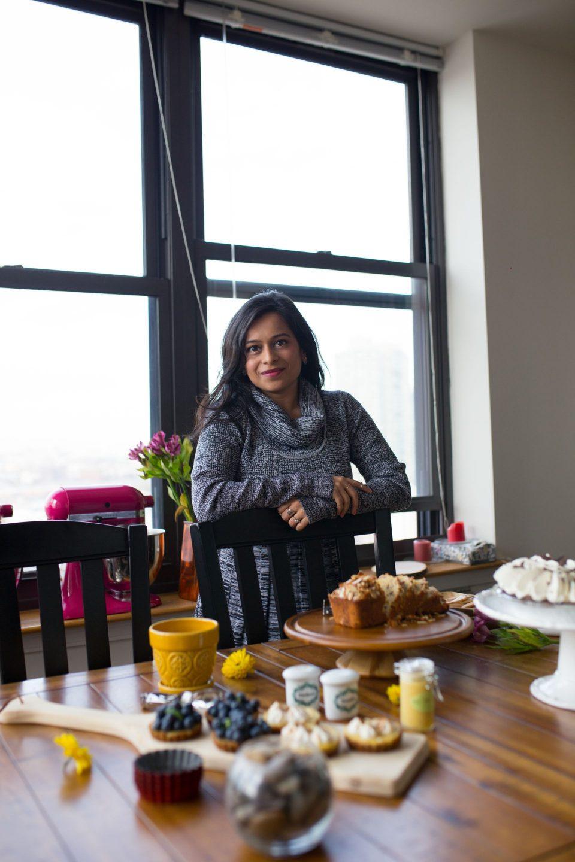 Baking with Garima Kothari