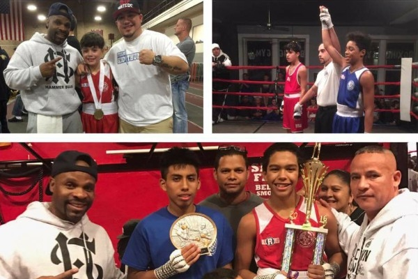 Jersey City Recreation–Boxing