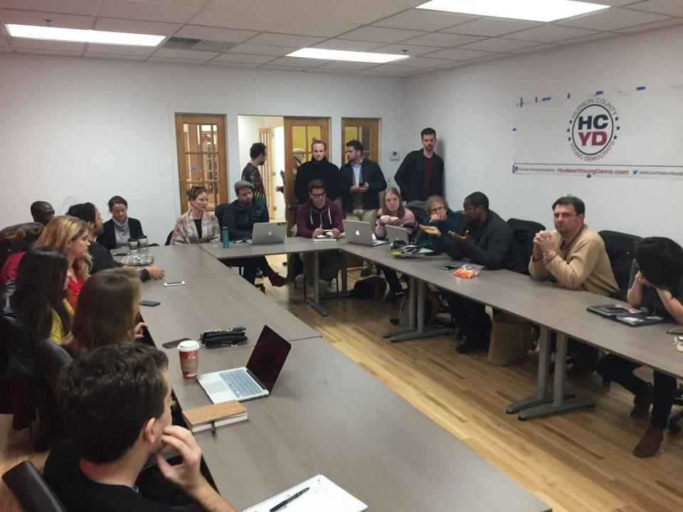 Young Democrats Political Action Meetup