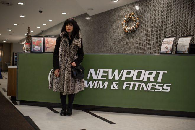Newport Swim and Fitness + Newport Skates