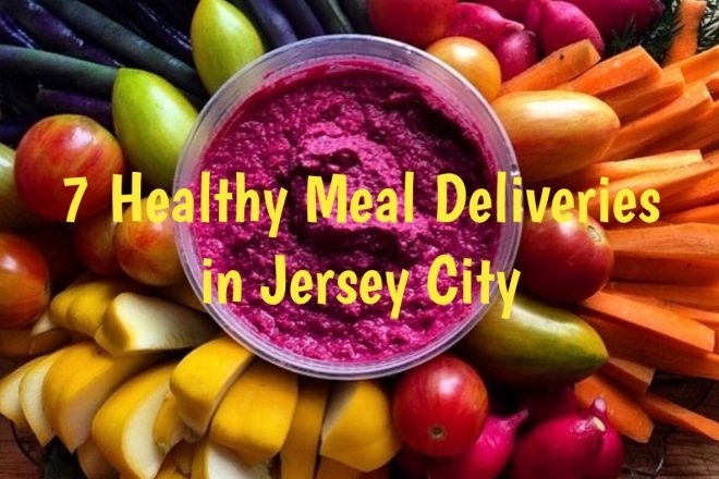 7 Healthy Food Meal Deliveries in Jersey City