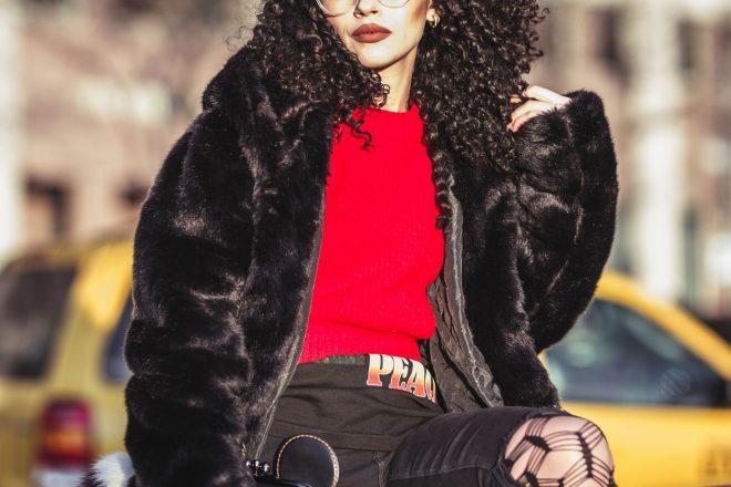 Stylish Peep: Brigitte Pacheco