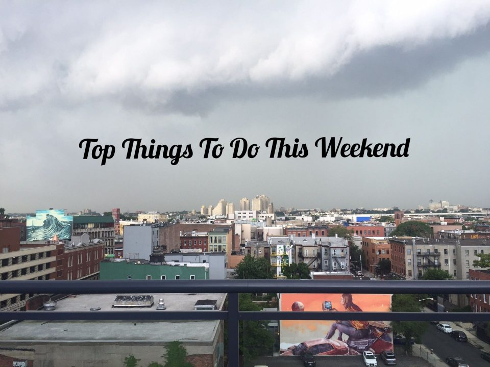 Top Eight Things to do This Weekend in Jersey City