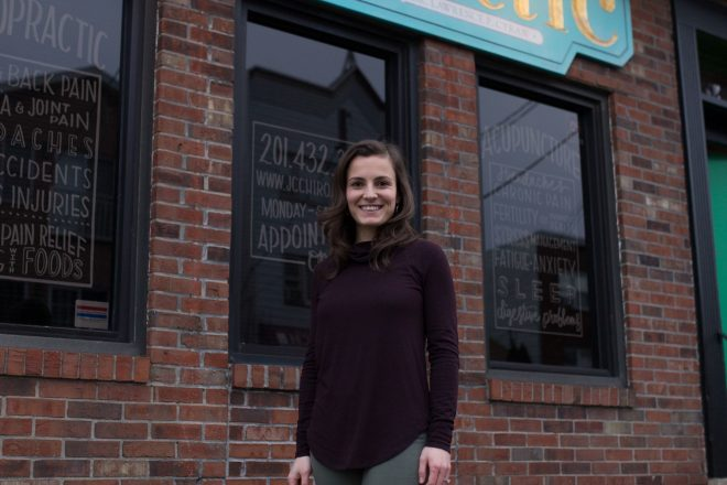 Dominique Bariso of Jersey City Chiropractic and Acupuncture