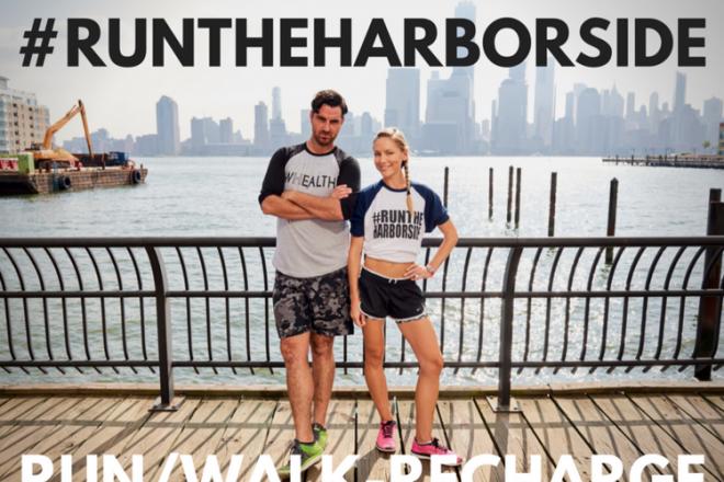 Run The Harborside – #Run/Walk Recharge