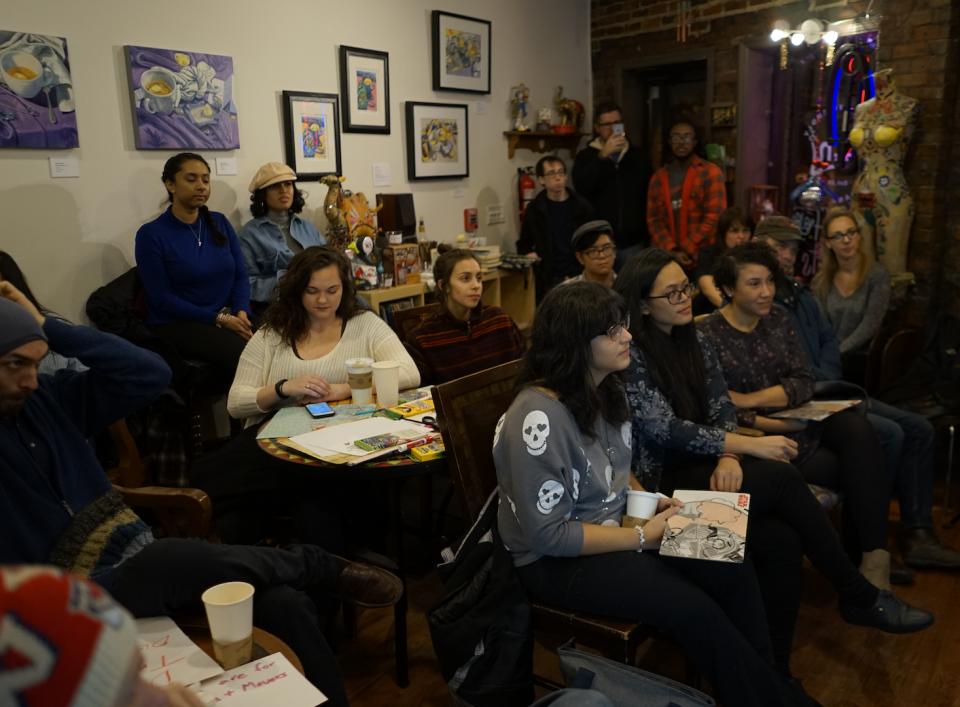 Jersey City Poetry Slam