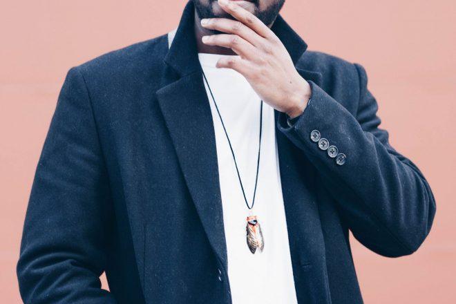 Stylish Peep: Yves Emmanuel
