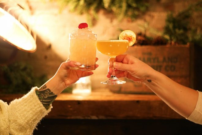 Where to Share Drinks this Valentine's Day